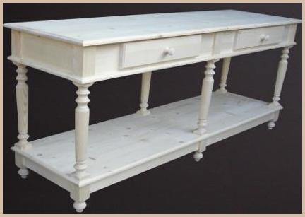 d tails console console de drapier m tier b niste console simple. Black Bedroom Furniture Sets. Home Design Ideas